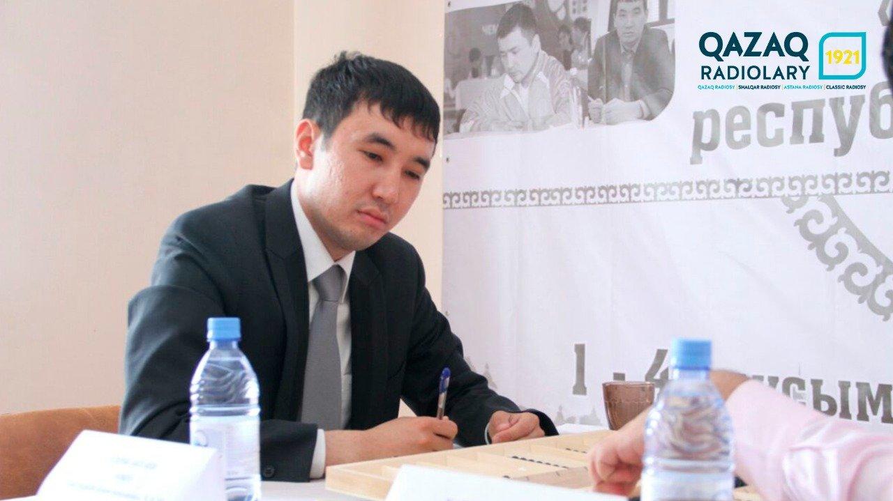 Серік Ақтаев: Елімізде 9000 кәсіби тоғызқұмалақшы бар