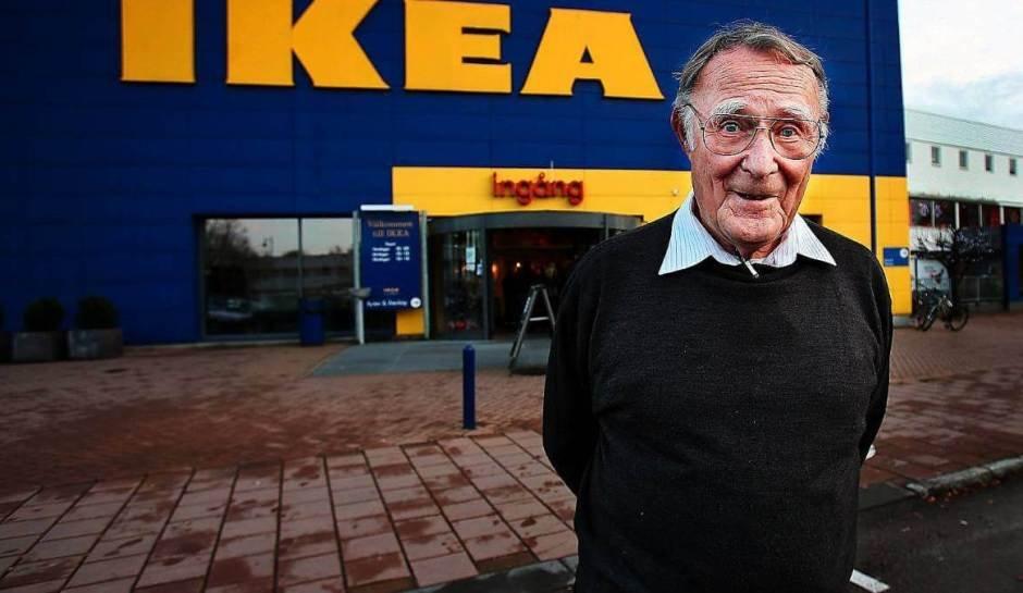 Атақты IKEA компаниясының негізін қалаушы қайтыс болды
