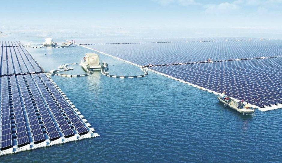 Қытайда әлемдегі ең үлкен күн электростанциясы іске қосылады