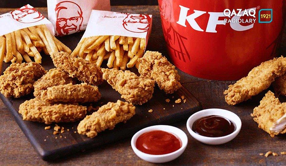 Ұлыбританияда KFC-ге тауық еті жетіспей жатыр