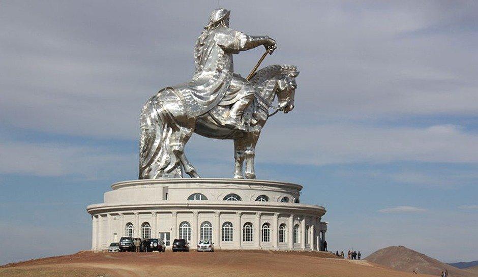 Шыңғыс ханның аты Моңғолияда туризмді дамытуда