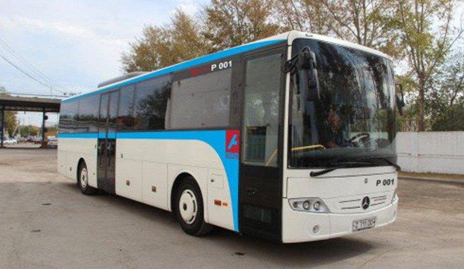 Астанада мектеп автобустары іске қосылды