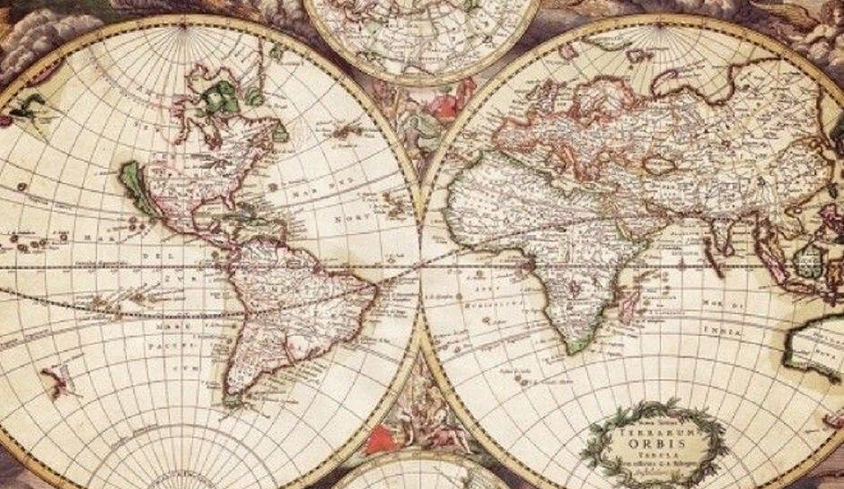 Әлемнің ең ерекше карталары