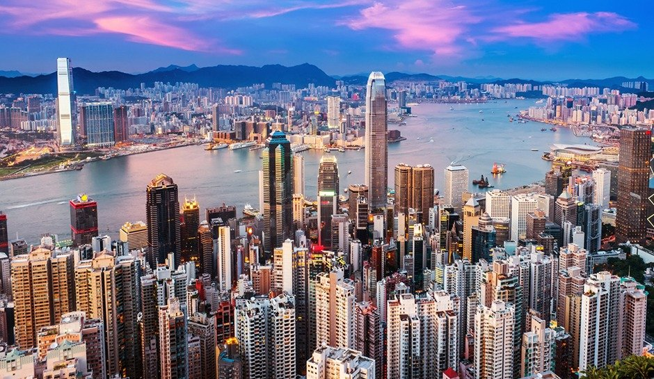 Гонконг еліне саяхат