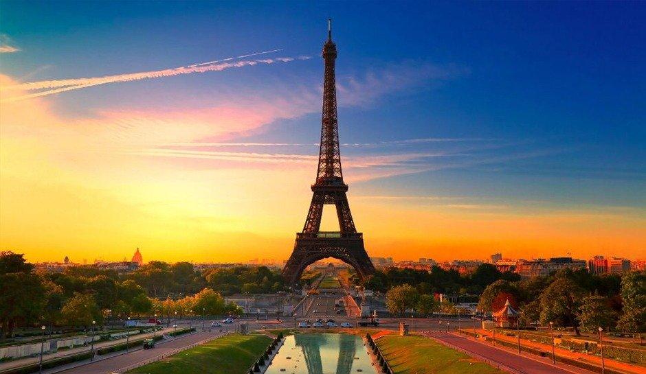 Париж жайлы не білесіз?