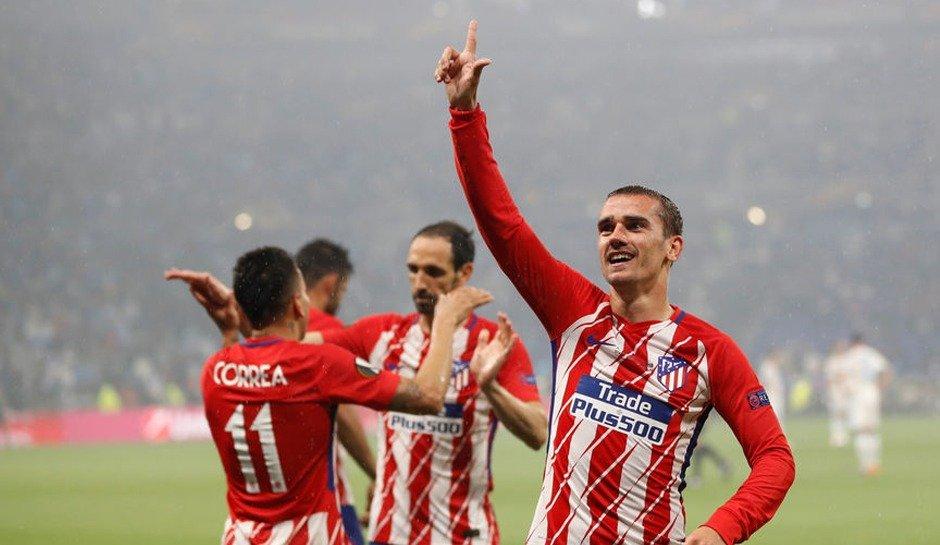 Атлетико – Еуропа Лигасының чемпионы