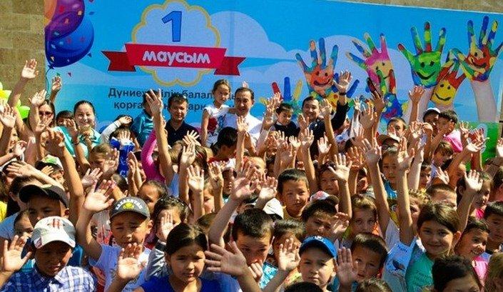 Астанада балаларды қорғау күніне орай көптеген мерекелік шаралар өтеді