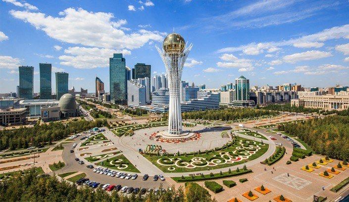 Астана – жасыл желек жамылған шаһар!