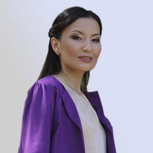 Ақбаян САПАРБАЕВА